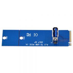 M.2 NGFF naar USB converter