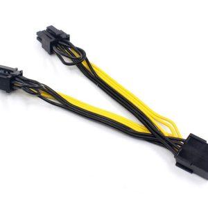 GPU Voeding Y-kabel PCIe 8-Pin