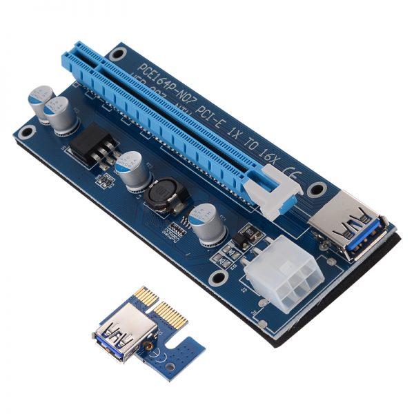 Powered USB Riser V007
