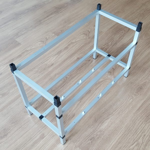 Stackable Open Air Mining Frame