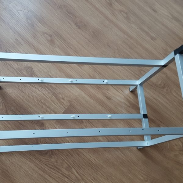 Stackable Open Air Mining Rig Frame 7GPU